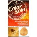 COLOR & SOIN COLORATION BLOND MIEL 9N