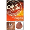 COLOR & SOIN COLORATION BLOND CENDRE 8A