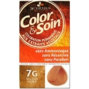 COLOR & SOIN COLORATION BLOND DORE 7G