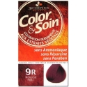 COLOR & SOIN COLORATION ROUGE FEU 9R