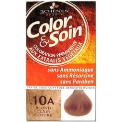 COLOR & SOIN COLORATION BLOND CLAIR CENDRE 10A