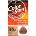 COLOR & SOIN COLORATION BLOND CLAIR CENDRE 10A