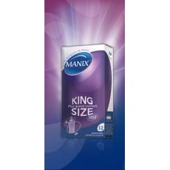 Manix King Size préservatifs