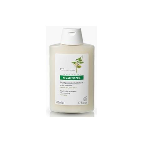 KLORANE CAPILLAIRE Shampooing volumateur au Lait d'amande 400 ml