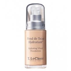 T.LECLERC FOND DE TEINT HYDRATANT 02 CLAIR ROSÉ SPF20