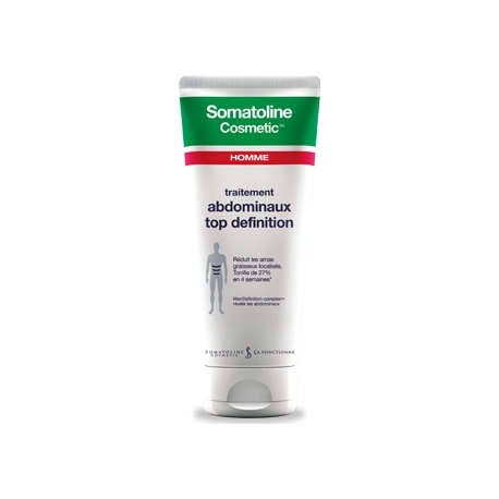 SOMATOLINE COSMETIC HOMME ABDOMINAUX TOP DÉFINITION