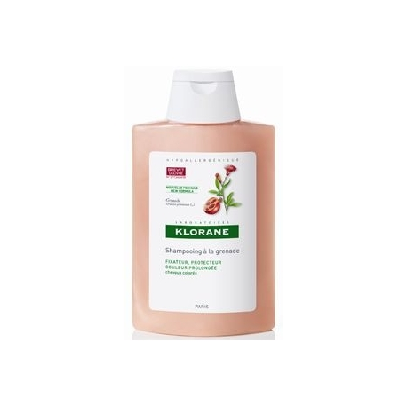 KLORANE CAPILLAIRE shampoing à la gren