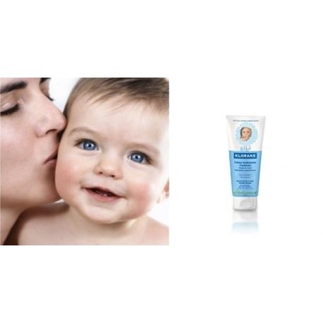 KLORANE bébé lait de toilette protecteur sans rinçage