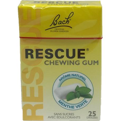 RESCUE CHEWING GUM
