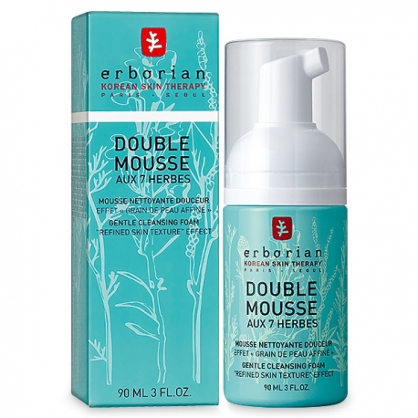 ERBORIAN DOUBLE MOUSSE