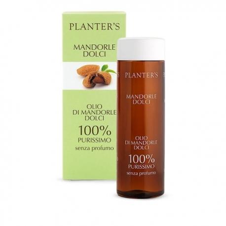 PLANTER'S HUILE AMANDE DOUCE 100% PURE SANS PARFUM