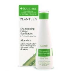 Planter's Shampooing Equilibre Aloé