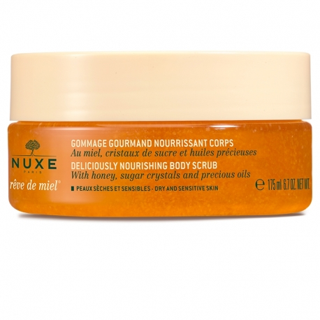 NUXE GOMMAGE GOURMAND NOURRISSANT CORPS