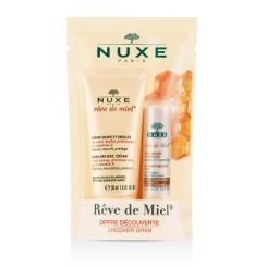 NUXE DUO GOURMAND RÊVE DE MIEL