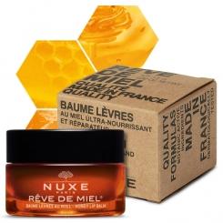 NUXE BAUME LÈVRES RÊVE DE MIEL